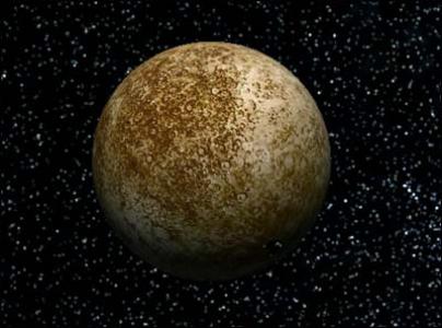 Наша Вселенная » Планета Меркурий