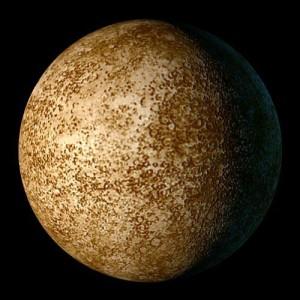 Планета солнечной системы Плутон
