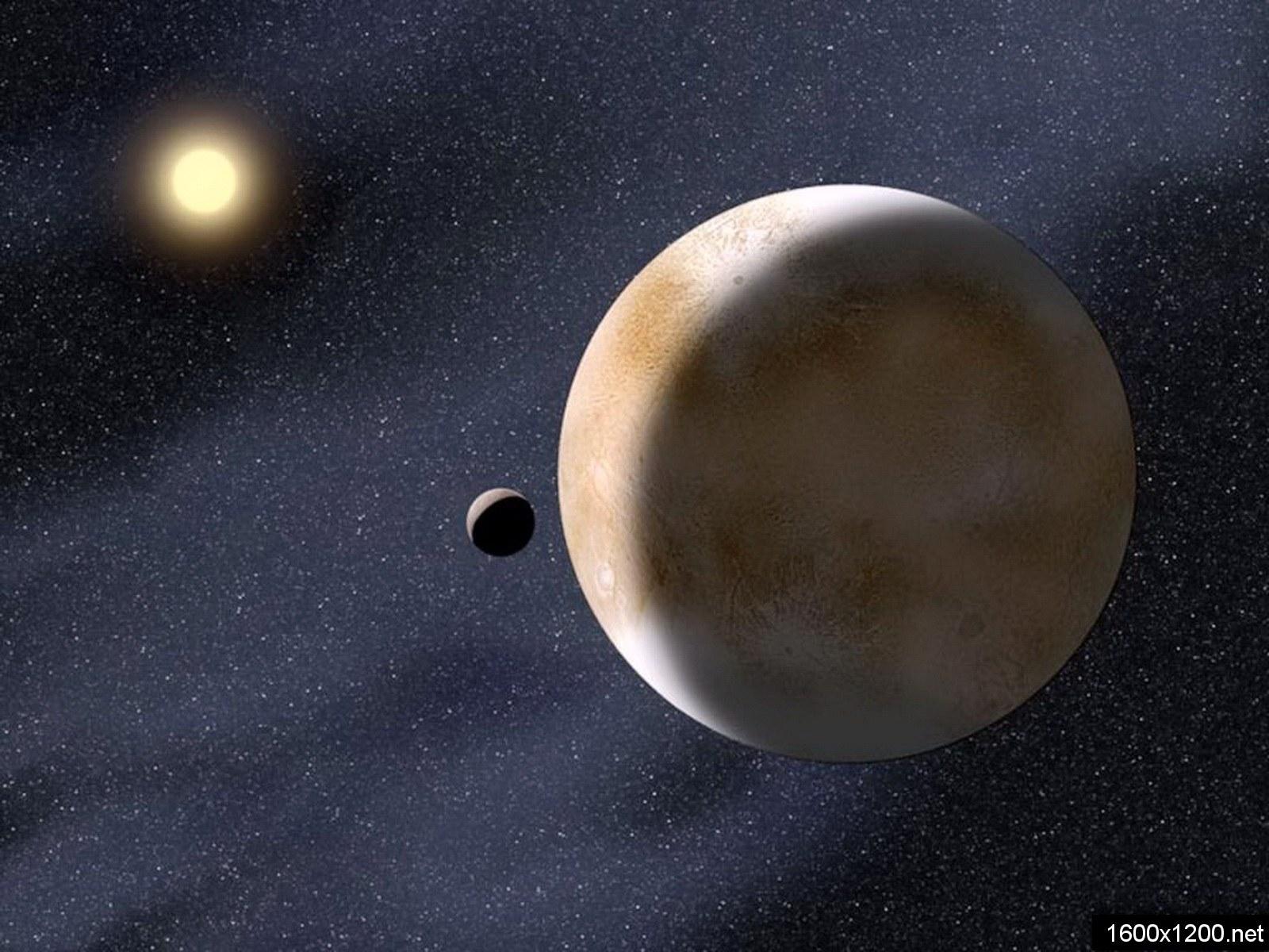 планета эрида фото