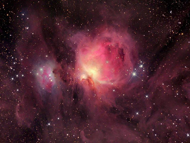 Туманность Ориона - М42