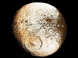 Япет спутник Сатурна