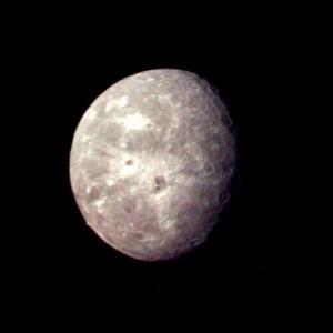 Оберон спутник Урана