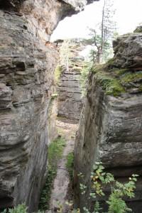 Аномальная зона - Каменный город в Перми