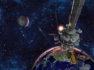 Космический подъёмник