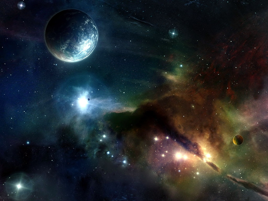 Размышления о вселенной 0 коммент