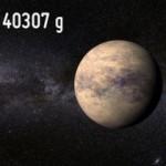 Обнаружена планета HD 40307 g, которая может быть обитаемой