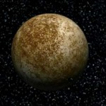 Первая планета от Солнца – Меркурий