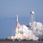 """Запущена ракета-носитель """"Антарес"""", которая вывела макет грузового корабля на орбиту"""