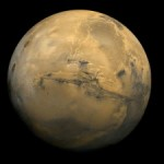 Ученые почти дали объяснение причины приливов и отливов на Марсе