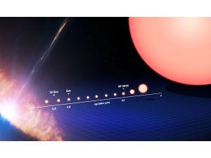 Астрономы нашли солнечного близнеца звезду HIP 102152