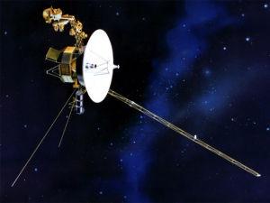 10 исторических событий в путешествии «Вояджера» сквозь межзвездное пространство