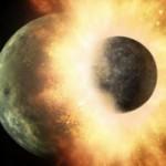 Новая теория образования Луны