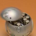 Контейнер для транспортировки образцов с Марса