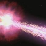 Ученые раскрыли тайну самого яркого гамма всплеска