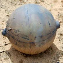 НЛО или чья то шутка? Таинственный шар рухнул на Землю