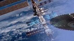 Олимпийский факел побывал в космосе