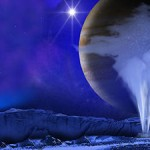 Телескоп Хаббл обнаружил водяной пар над поверхностью Европы