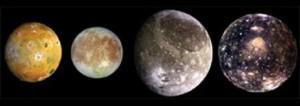 На лунах Юпитера и Сатурна могла существовать жизнь