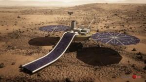 Миссия на Марс становится частной