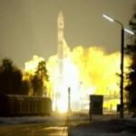 """Новейшая Российская ракета """"Союз 2-1в"""" с успехом выполнила свой первый полет"""