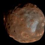 Происхождение борозд и канав на спутнике Фобос