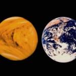 Венера и Земля — планеты-близнецы