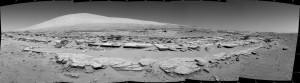 Марсоход Curiosity прислал новые снимки поверхности Марса