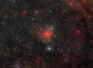 Найдена самая крупная звезда - желтый гигант