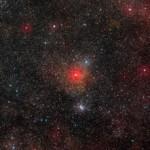 Найдена самая крупная звезда HR 5171 A – желтый гигант