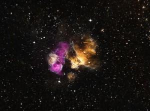 Ученые обнаружили звезду, которая пережила вспышку сверхновой