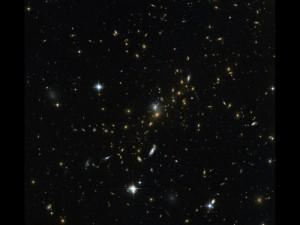 Сделаны снимки отдаленных галактик при помощи телескопа Хаббл