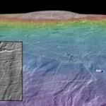 Область одного из вулканов на Марсе могло быть пригодным для жизни