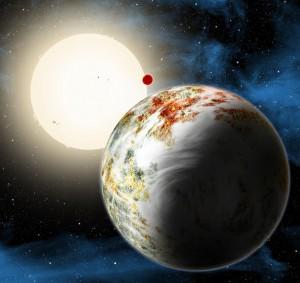 Kepler-10c - экзопланета оказалось суперземлей