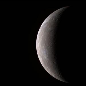Меркурий мог появиться в результате мощного столкновения