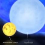 R136a1 самая тяжелая известная звезда