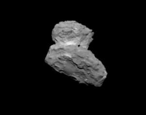 Получен новый снимок кометы 67P/Чурюмова-Герасименко (67P/Churyumov-Gerasimenko)