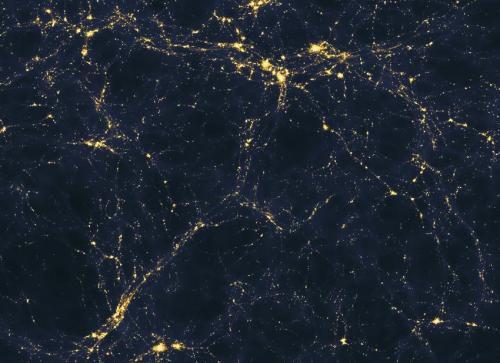 Основной источник света во Вселенной
