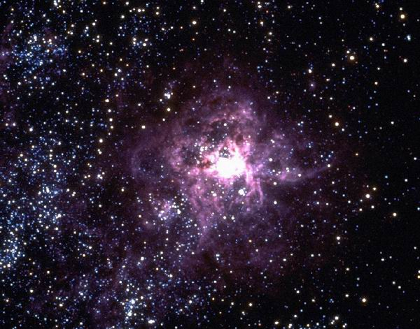 Двойные светила – настоящее чудо Космоса