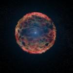У сверхновой обнаружена необычная звезда-компаньон