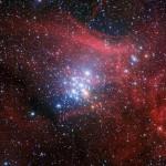 Скопление звезд NGC 3293