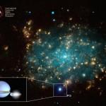 Ученые обнаружили яркую черную дыру в галактике NGC7793