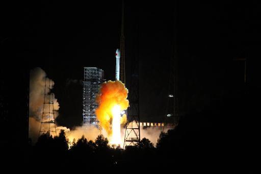 Китай планирует марсианскую миссию на 2020 год