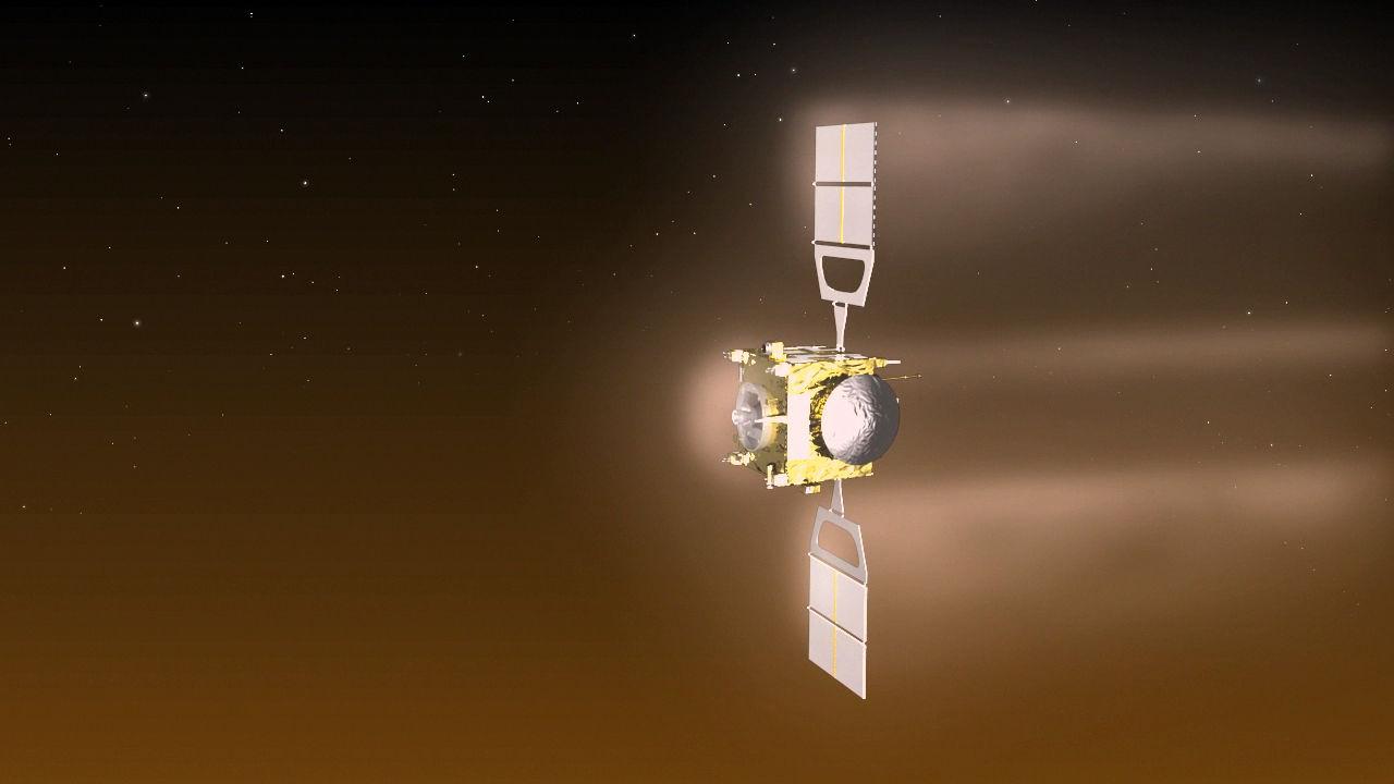 Миссия космического аппарата Venus Express приближается к завершению
