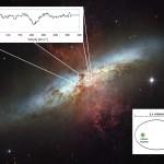 За пределами Млечного Пути найдены самые крупные атомы углерода