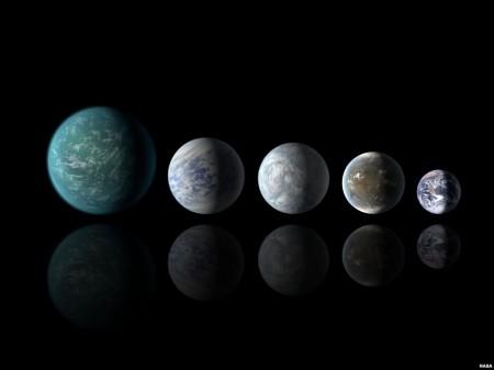 Как устроена Вселенная: Двойники Земли