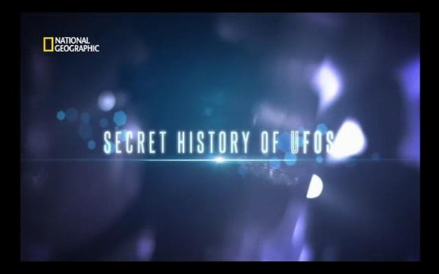 Тайные истории НЛО - документальный фильм National Geographic
