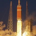 НАСА произвели запуск нового космического корабля Орион