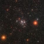 Новое изображение звездного скопления Messier 47