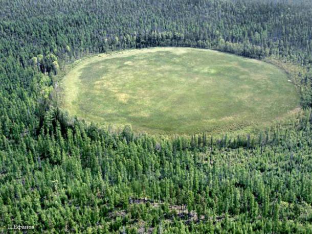 Ученые нашли обломки НЛО спасшего планету Земля от Тунгусского метеорита