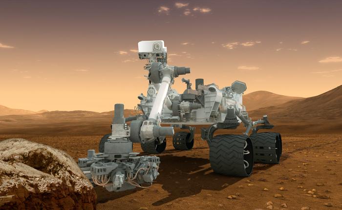 Марсоходы, как и люди, подвержены амнезиям